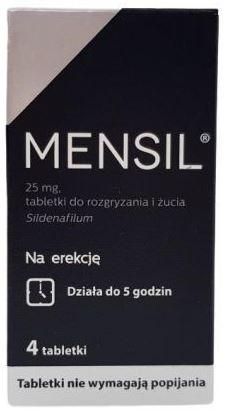 mensil lek na potencję
